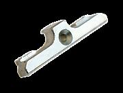 Ответная планка аналог ZIGENIY-AUBI ось 13мм (VEKA) арт.FRSB 0470